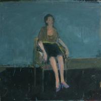 Seated woman III