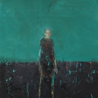 Man Standing (Blue Greeen)