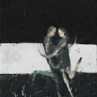 Dance III (Two Figures)