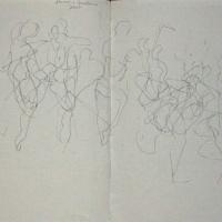 Scottish Ballet Sketchbook – The Rite of Spring
