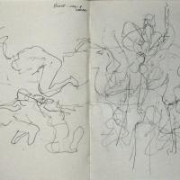 Scottish Ballet Sketchbook – Pierrot Lunaire