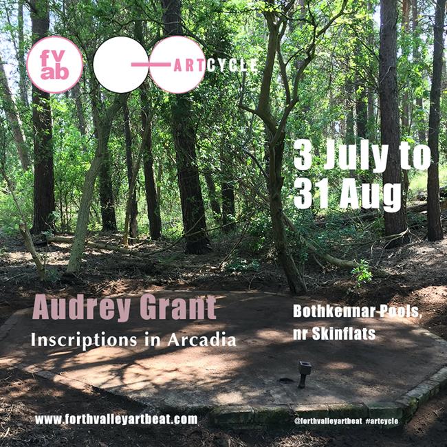 Audrey Grant - Inscriptions in Arcadia