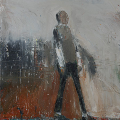 Man Walking (Lebenswelt)